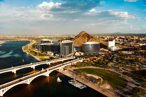 New 10-Story Office Tower to Rise at Tempe Town Lake