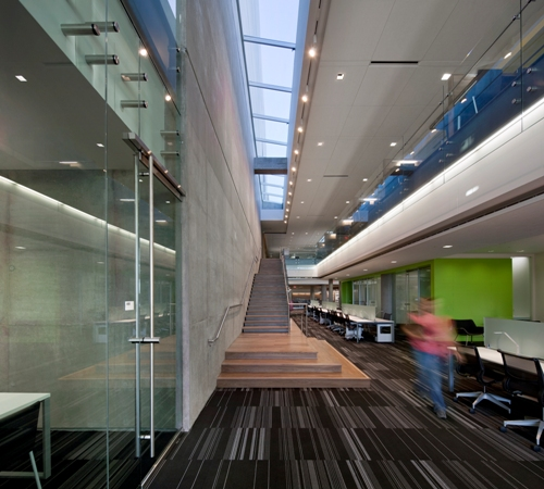 Slideshow: Newest Biomedical Campus Building Opens in Downtown Phoenix