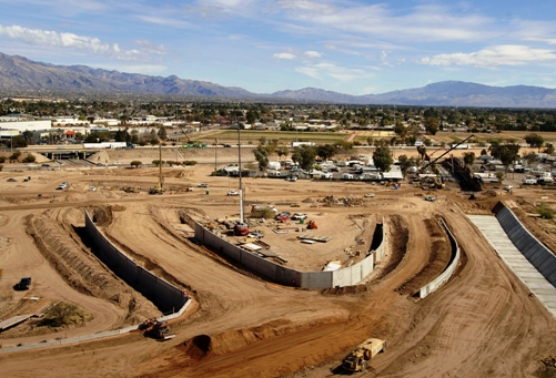 Tucson Juggles Traffic, Utilities and History to Flip Interchange Grade