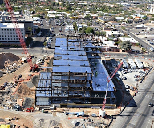 Marshalls Warehouse Debuts at Phoenix Industrial Park