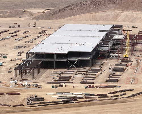 Southwest Top Starts Surge Thanks to Gigafactory