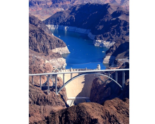 Hoover Dam Bypass Bridge Dedicated