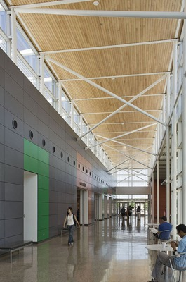 Award of Merit, Small Project Under $10 Million: Star of Hope Children's Building