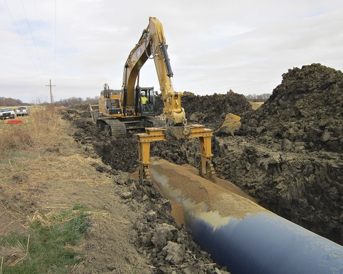 $300-Million Pipeline Is Soggy Solution in North Texas