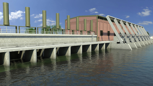 Major Construction to Start on New Orleans Pump Station Project