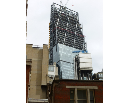 London 'Cheesegrater' Building Joins Skyline of Wacky Nicknames
