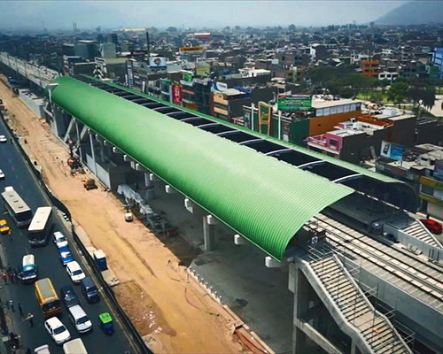Best Project, Rail: Lima Metro Line 1, Phase II