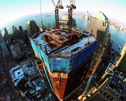At New York's New World Trade Center, Uncommon Cooperation