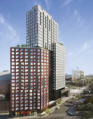 Green Light for Proposed Record-Tall Modular Building at Atlantic Yards
