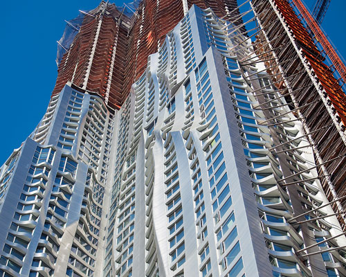 New York's Tallest Residential Tower Is Frank Gehry 'Demystified'