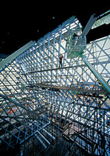 Cladding Interfaces with Structure | newsteelconstruction.com