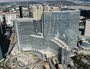 The largest hotels to ever receive LEED gold certification, Aria and Vdara represent 70% of CityCenter�s square footage.