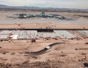 McCarran International Airport Terminal 3 Early Site Civil Package