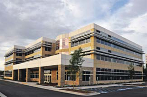 Layton Construction's Boise office recently completed the University of Phoenix in Meridian.