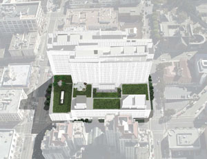 SmithGroup is designing a sustainable Cathedral Hill Hospital for Sutter Health in San Francisco.