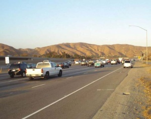 The 91 Freeway will be widened with an additional lane.