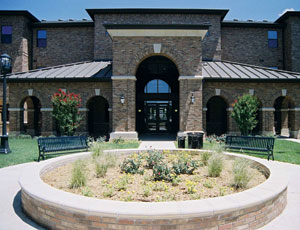 Collegiate Development Services recently finished a project at Midwestern State University in Wichita Falls.