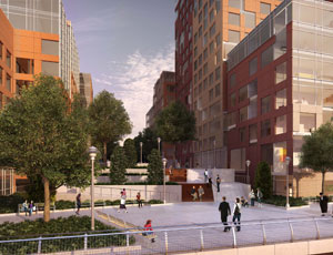 Williamsburg's New Domino Project Up For Public Review, Could Break Ground Next Year