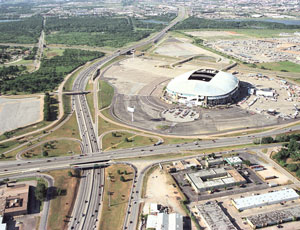 Texas Stadium To End in 'Cheddar Explosion'