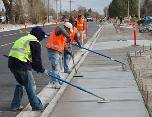 Stimulus Money Fuels Highway Projects in Eastern Idaho