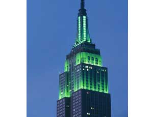 The Empire State Building is undergoing one of the largest commercial green retrofits in the United States.