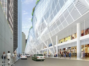 SF�s Transbay Transit Center Project Receives Federal Loan