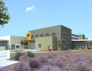 The $24-million Food and Nutrition Services Building will be the first to be funded by the APS bond passage.