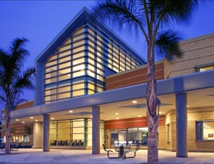 Barnhart BB, Nadel Complete Oxnard College Student Services Building