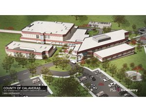 August groundbreaking scheduled for new Calaveras County jail project