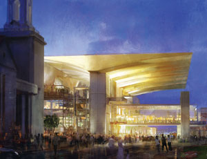 The city of Orlando has approved an additional $69 million in bonds to start construction of the $250-million first phase of its new performing arts center.