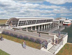 Work Starts on New South San Francisco Ferry Terminal