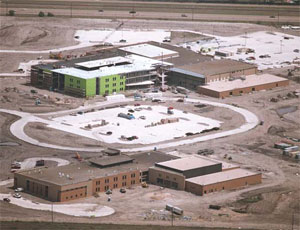 Don Krueger Construction is building Victoria West High School and Harold Cade Middle School in South Texas.