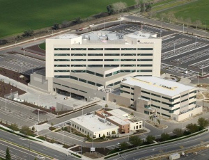 California Two Hospital Systems  Beds