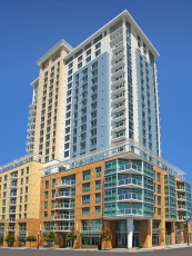 Ten Fifty B Street Apartments Open in San Diego