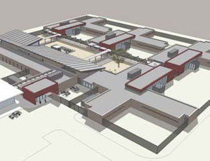Construction Underway on New State Forensic Hospital