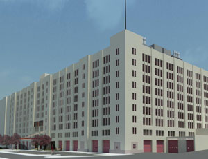 $60M Bioscience Center To Be Built at Brooklyn Army Terminal