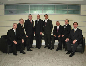 The management team at Lockwood, Andrews & Newnam, a Leo A Daly firm based in Houston, shares its enthusiasm about celebrating its 75th anniversary as a firm.