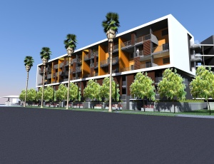 Merlone Geier Partners, in partnership with GLJ Partners, is moving ahead with a new $110-million mixed-use housing project in Marina Del Rey called STELLA Luxury Apartments.