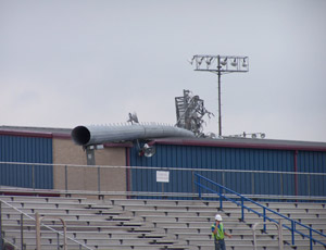 Federal Recall Issued for Stadium Light Poles