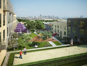 The San Francisco Board of Supervisors, as expected, formally approved the 700-acre Hunters Point Shipyard-Candlestick Point redevelopment phase 2 project by a vote of 10-1.