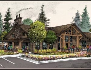 UHC Begins Construction of The Crossings at Big Bear Lake