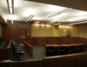 Turner Completes Sisk Courthouse in Fresno