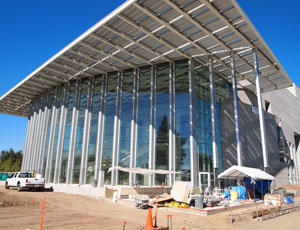 Site Tour: CSUN's New Valley Performing Arts Center