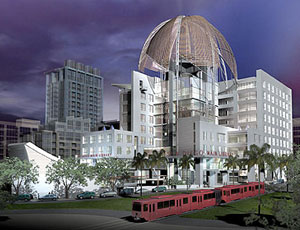 Turner Starts Work on Long-Awaited New Central Library Project in San Diego