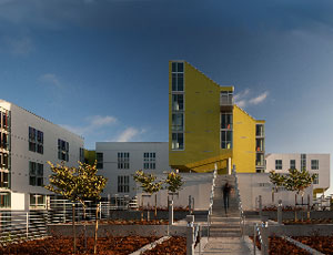 New Graduate Student Residences Open at UCSD