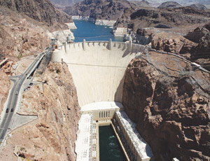 As Hoover Dam celebrates its 75th anniversary, low Lake Mead water levels may lead to the eventual shutdown of the dam�s power-generating turbines.
