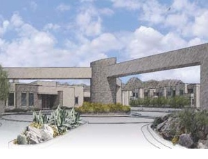 Legacy Apartments at Dove Mountain broke ground.