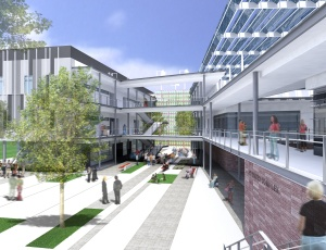 Sciences Complex Project at LA Harbor College Underway