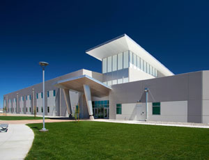Barnhart Balfour Beatty Completes Tech Center in China Lake