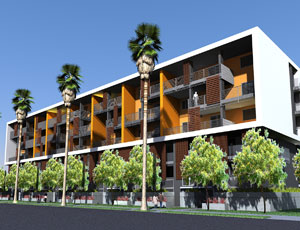 'Eco-Chic' Stella Project Breaks Ground in Marina Del Rey